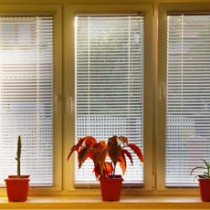 HT Window Fashions 1'' Aluminum