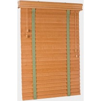 2'' Delta Wood Stain Blind