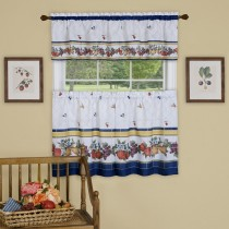 Fruity Tiles Printed Cottage Set