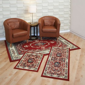 Capri 3-Piece Rug Set
