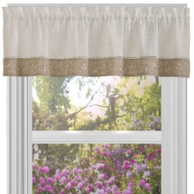 Oakwood Valance