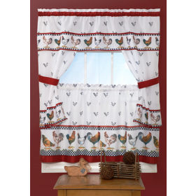Top of the Morning Printed Cottage Set