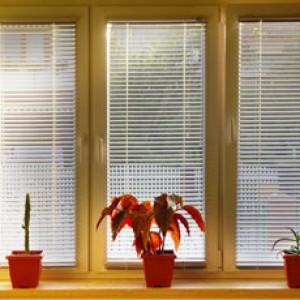 HT Window Fashions 1'' Aluminum